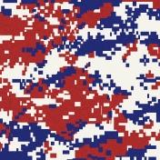 USA Camo Paper 02
