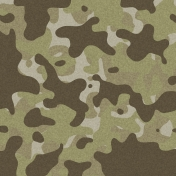 Army Camo Paper 01- Green