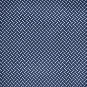 Geometric 30- Coast Guard Blue