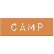 Camp Label