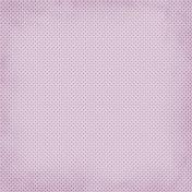Polka Dots 19 Paper- Lilac & Gray