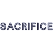 Sacrifice Word Art (Air Force)