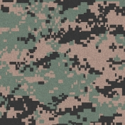 Marines Camo Paper 02- Green