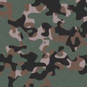 Marines Camo Paper 01- Green