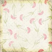 Floral20- grunge