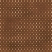 Polka Dots 11 Paper- Brown & Yellow