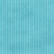Stripes 04 Paper- Blue & White