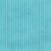 Stripes 04 Paper- Blue & White