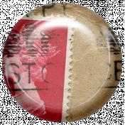 Euro Stamp Brad 12