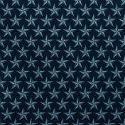 Stars 15 Paper- Navy Blue