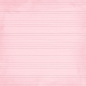 Stripes 22 Paper- Pink