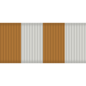 USA Striped Ribbon
