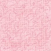 Paper 040- Floral- Pink