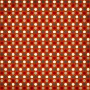 Fall Polka Dots