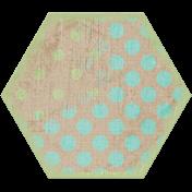 Bee Hexagon 01