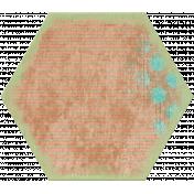 Bee Hexagon 06