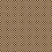 Polka Dots 37 Paper- Brown & Black