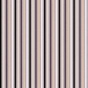Stripes 54 Paper- Purple & Brown