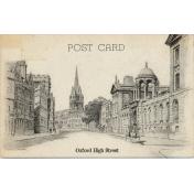Oxford Postcard 03
