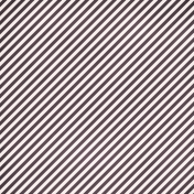 Stripes 73 Paper- Purple & White
