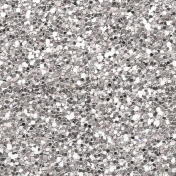 Oxford Seamless Glitter - White
