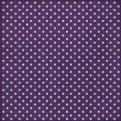 Polka Dots 15 Paper- Blue & Purple