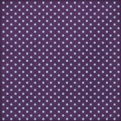 Polka Dots 15 Paper - Blue & Purple