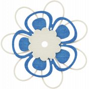 Tunisia Paper Flower 03