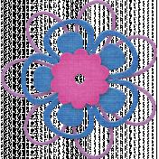 Tunisia Paper Flower 04