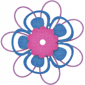 Tunisia Paper Flower 04