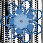Tunisia Paper Flower 06