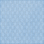Paper 108- Polka Dots- Light Blue & White
