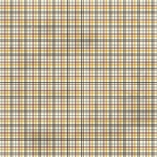 Plaid Paper- Yellow, Navy, Maroon