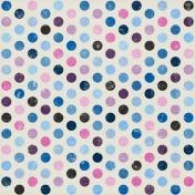 Polka Dots 21 Paper- Tunisia