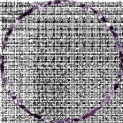 Tunisia Foil Circle 07