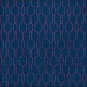 Paper 026- Modern- Navy & Purple
