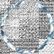 Tunisia Foil Circle 11