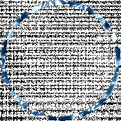 Tunisia Foil Circle 13