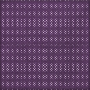 Paper 108- Polka Dots- Purple & White