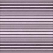Paper 028- Stripes- Purple & White
