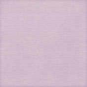 Paper 028- Stripes- Lilac & White