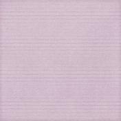 Paper 028- Stripes- Lilac & White