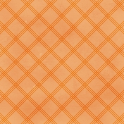 Argyle 24 Paper- Orange