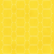 Bracket Paper- Yellow