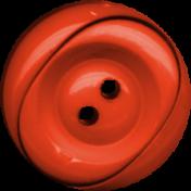 Belgium Button- Red