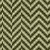 Chevron 03 Paper- Black & Yellow