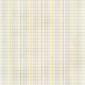 Notebook 10 Paper- Yellow & Gray