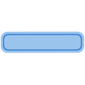 Belgium Tag- Blue
