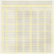 Notebook 16 Paper- Gray & Yellow