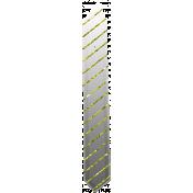 Birthday Tape- Yellow